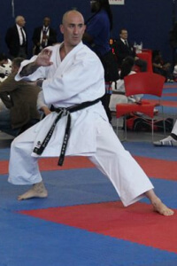 Sensei, Eric Rossini – Owner/Lead Instructor
