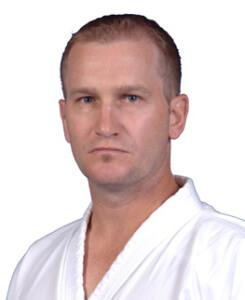 Sensei, Dustin Baldis
