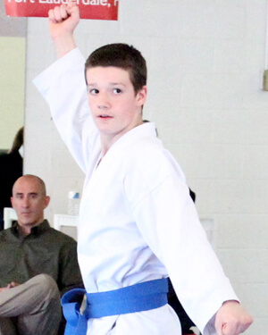 Alex Quattrocchi : Assistant instructor